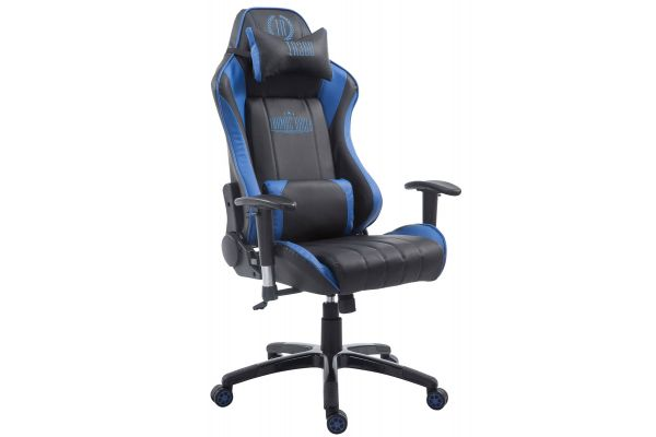 Racing Bürostuhl Shift schwarz/blau