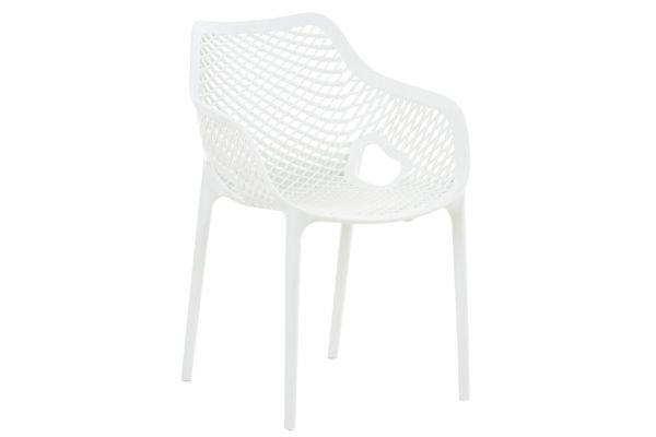 Stuhl Air XL weiß